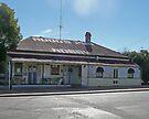 Rudd's Pub, Nobby, Qld, Australia by Margaret  Hyde