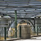 Girders, Rivets, and The Yarra by Larry Lingard-Davis