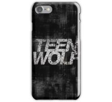 Teen Wolf iPhone Case/Skin