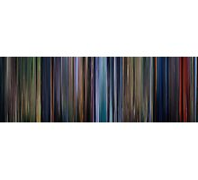 Moviebarcode: Bambi (1942) Photographic Print
