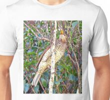 Regent Bowerbird hen Unisex T-Shirt