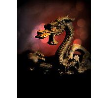 Dragon Dream Photographic Print