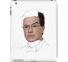 Stephen Colbert  iPad Case/Skin