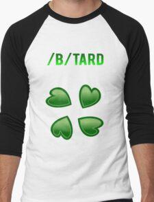 4chan /b/tard Meme Men's Baseball ¾ T-Shirt