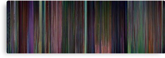 Moviebarcode: Alice in Wonderland (1951) by moviebarcode