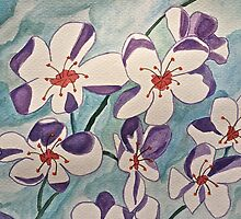 Spring is sprung by ArtbyInese2015