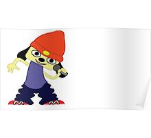 Parappa The Rapper Poster