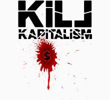 Kill Kapitalism Mens V-Neck T-Shirt