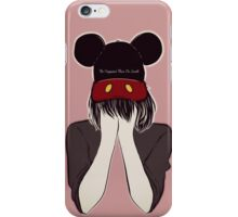 The Happiest Place On Earth iPhone Case/Skin