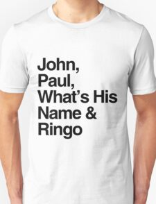 Poor George T-Shirt
