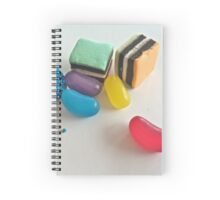 Sweets Spiral Notebook