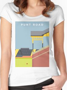 Punt Road Women's Fitted Scoop T-Shirt