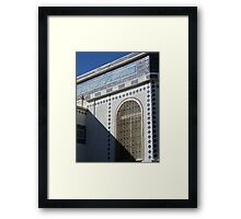 Visual  Framed Print