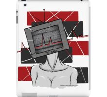 TV-Head iPad Case/Skin