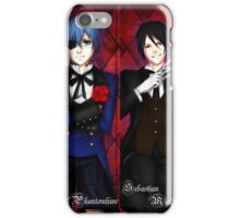 Faustian Contract iPhone Case/Skin