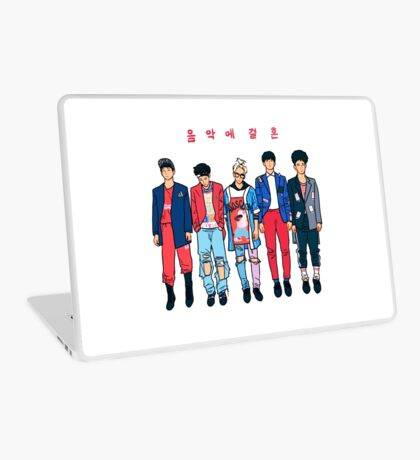SHINee - Married to the Music Laptop Skin