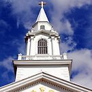 Church Steeple front by henuly1