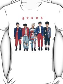 SHINee - Married to the Music T-Shirt
