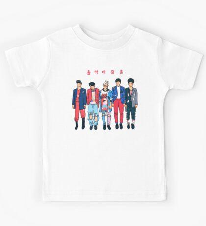 SHINee - Married to the Music Kids Tee