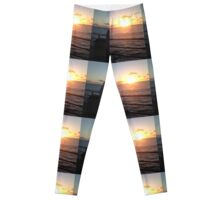 Sunset Love Leggings