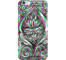 holographic art iPhone Case/Skin