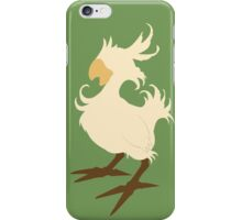 Final Fantasy Chocobo  iPhone Case/Skin