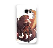 Hiccup and Toothless Samsung Galaxy Case/Skin
