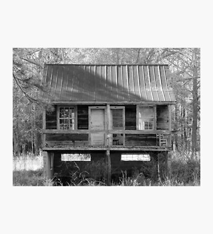 Old House InThe Woods Photographic Print