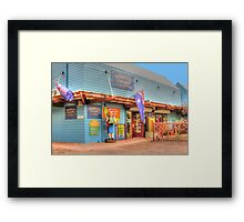 Morpeth Gallery Framed Print