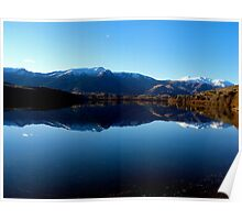 Lake Hayes beauty - Queenstown Poster