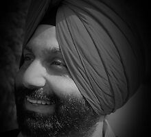 Portrait 24 by Dr. Harmeet Singh