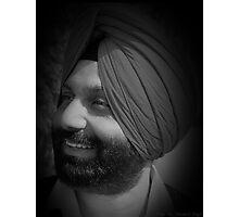 Portrait 24 Photographic Print