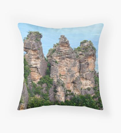 { three sisters } Throw Pillow