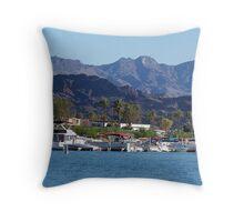 Lake Havasu, Arizona Throw Pillow