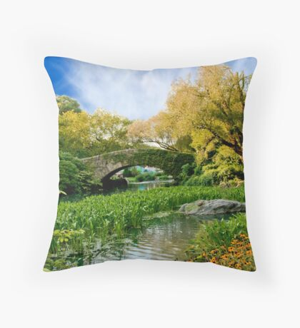 { amazing central park } Throw Pillow
