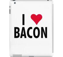 I Heart Bacon!! iPad Case/Skin