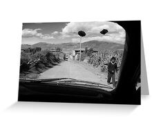 Drive-by Greeting Card