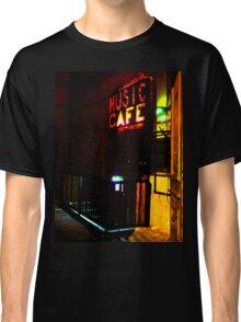 Music Cafe Classic T-Shirt