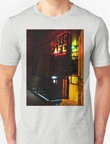 Music Cafe Unisex T-Shirt