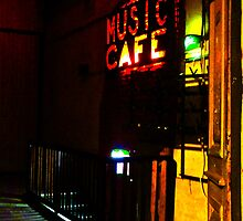 Music Cafe by Tony Peri