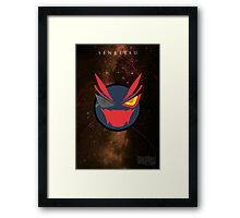 Cutest Senketsu Icon Framed Print