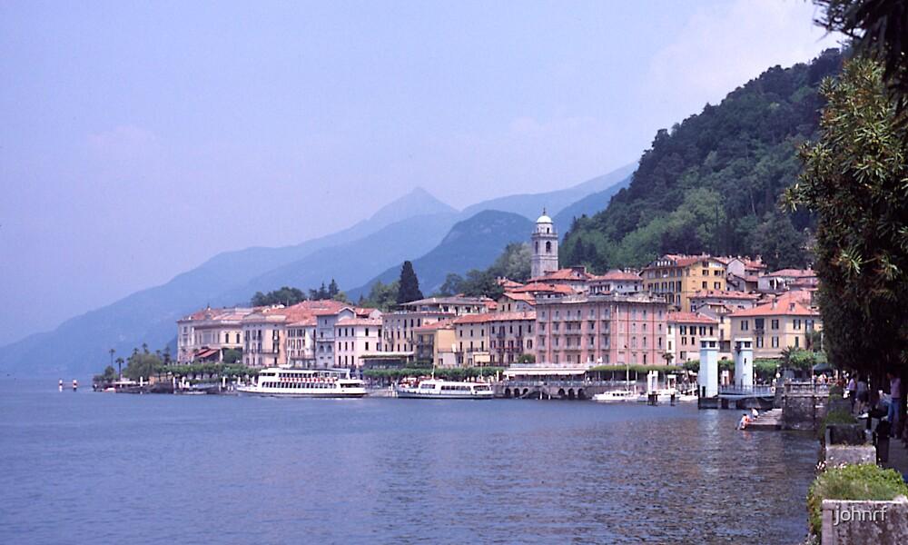 Bellagio, Lake Como, Italy. by johnrf
