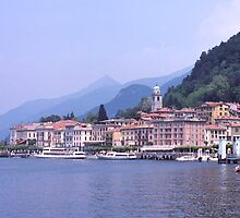 Bellagio, Lake Como, Italy. by johnrf