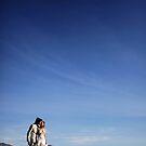 Against a blue blue sky by BlaizerB