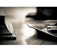 The desk Photographic Print