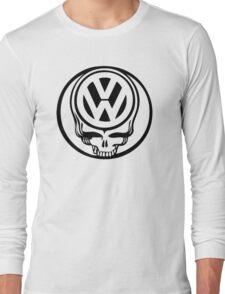 VW Dead Head black Long Sleeve T-Shirt