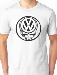 VW Dead Head black Unisex T-Shirt