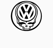 VW Dead Head black Women's Fitted Scoop T-Shirt