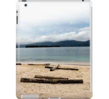 Island of relaxation iPad Case/Skin