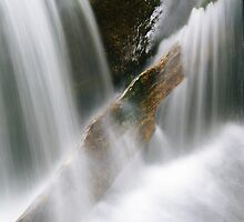 Stuck in the flow (Falls of Moness) by Cliff Williams